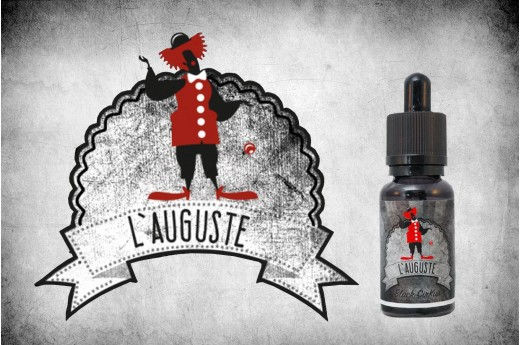 E-liquid l'Auguste
