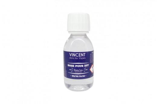 Base 100% VG 125 ml