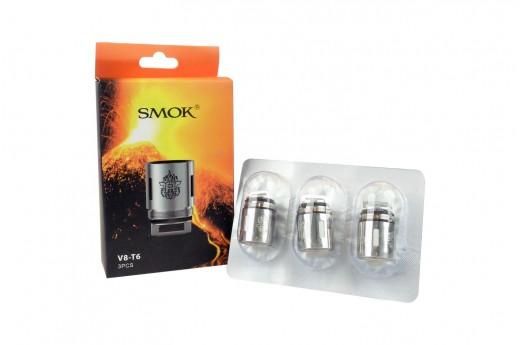 Résistances TFV8 Smoktech (X3)