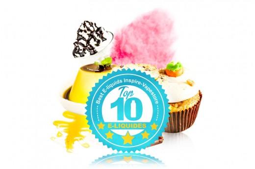 Pack top 10 dessert