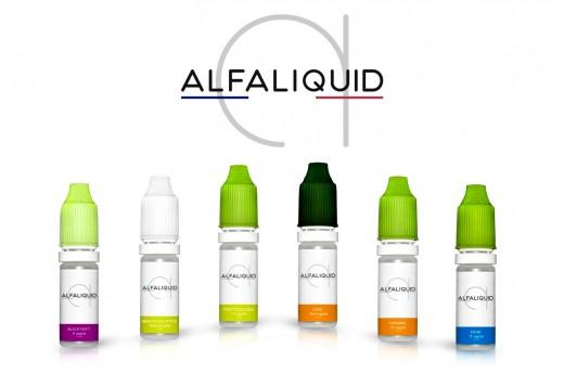 6 liquides Alfaliquid