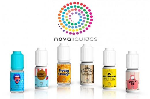 6 liquides Nova