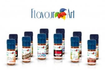 12 liquides Flavour Art
