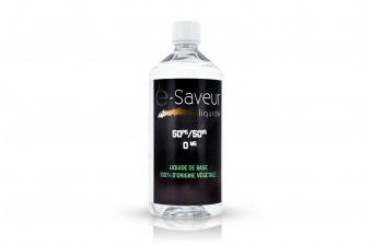 Base 1 litre 50/50 E-saveur