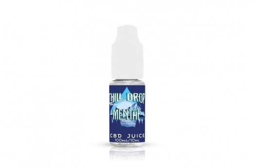 Menthe CBD Chill Drop