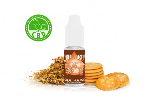 Classic Gourmand CBD Chill Drop