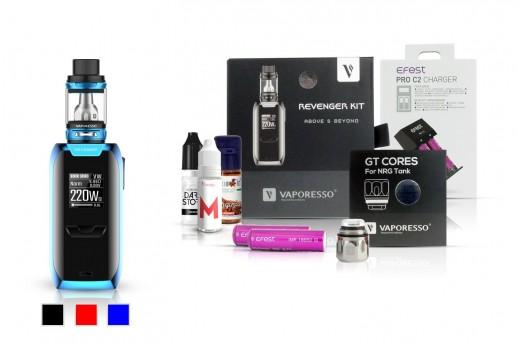 Pack Premium Revenger x kit