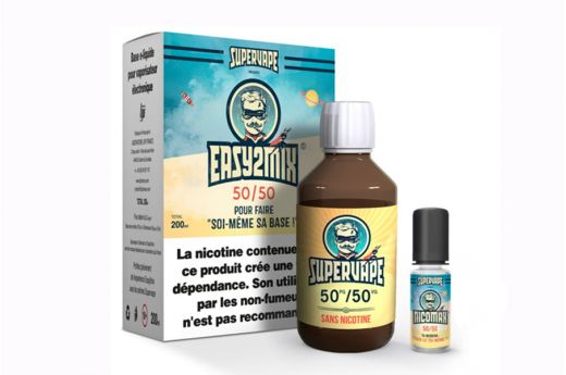 Easy2mix 200 ml 50/50