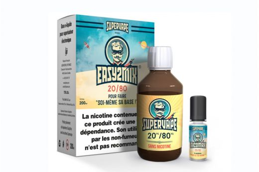 Easy2mix 200 ml 20/80
