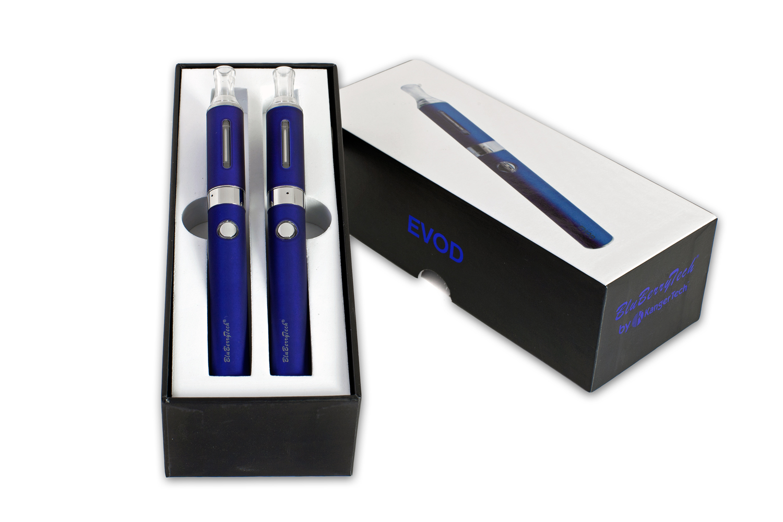 Kit van elektronische sigaret