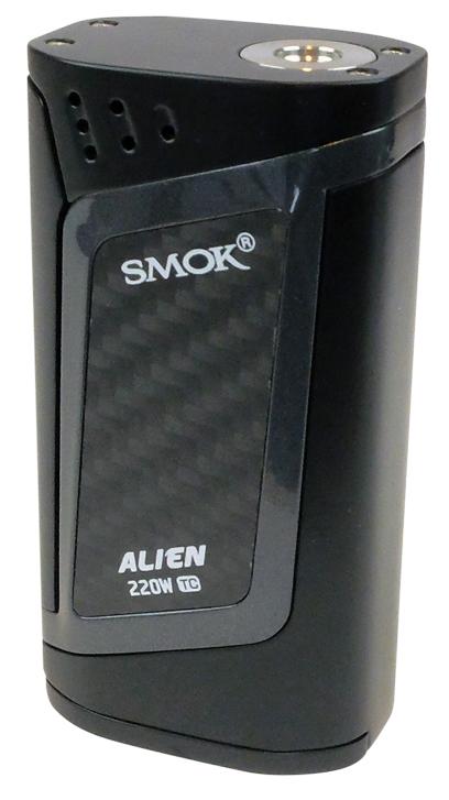 Box Akien 220W stilstaand zwart zonder clearo