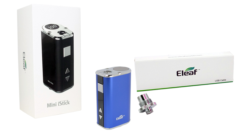 Istick Mini, USB Lader, adapter