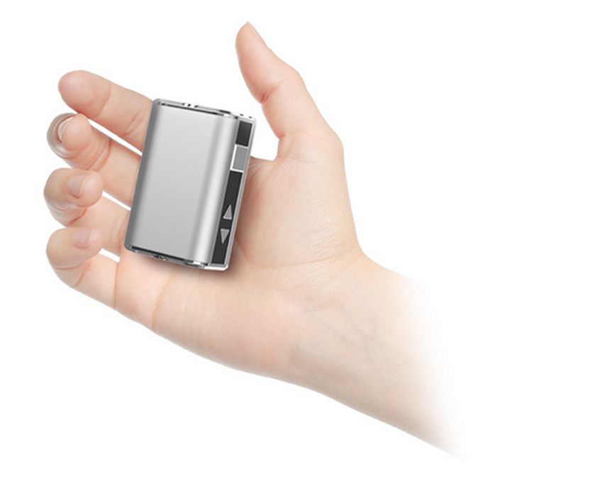 Istick Mini dans une main