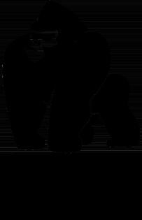 Logo Chubby Gorilla