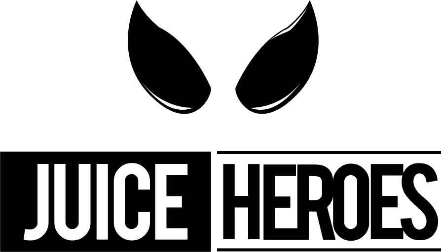 Logo fabrikant Liquideo Juice Heroes