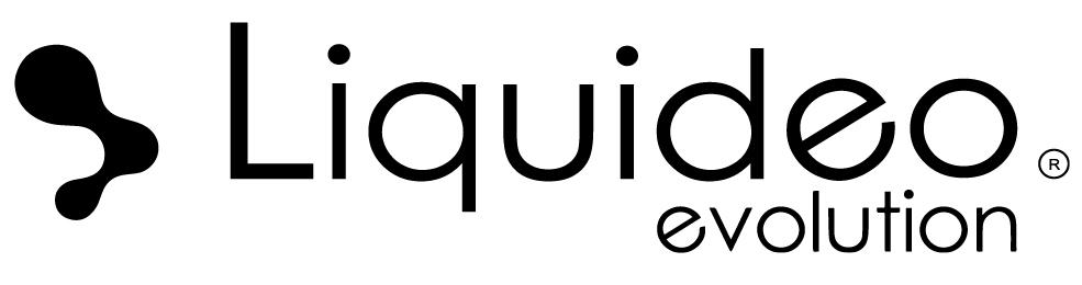 Logo Liquideo Évolution