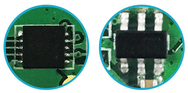 Circuit de sécurité du Cuboid Lite