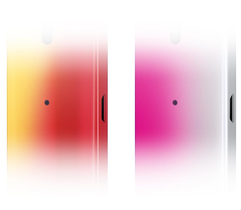 Effet du revêtement chromatique de la teros