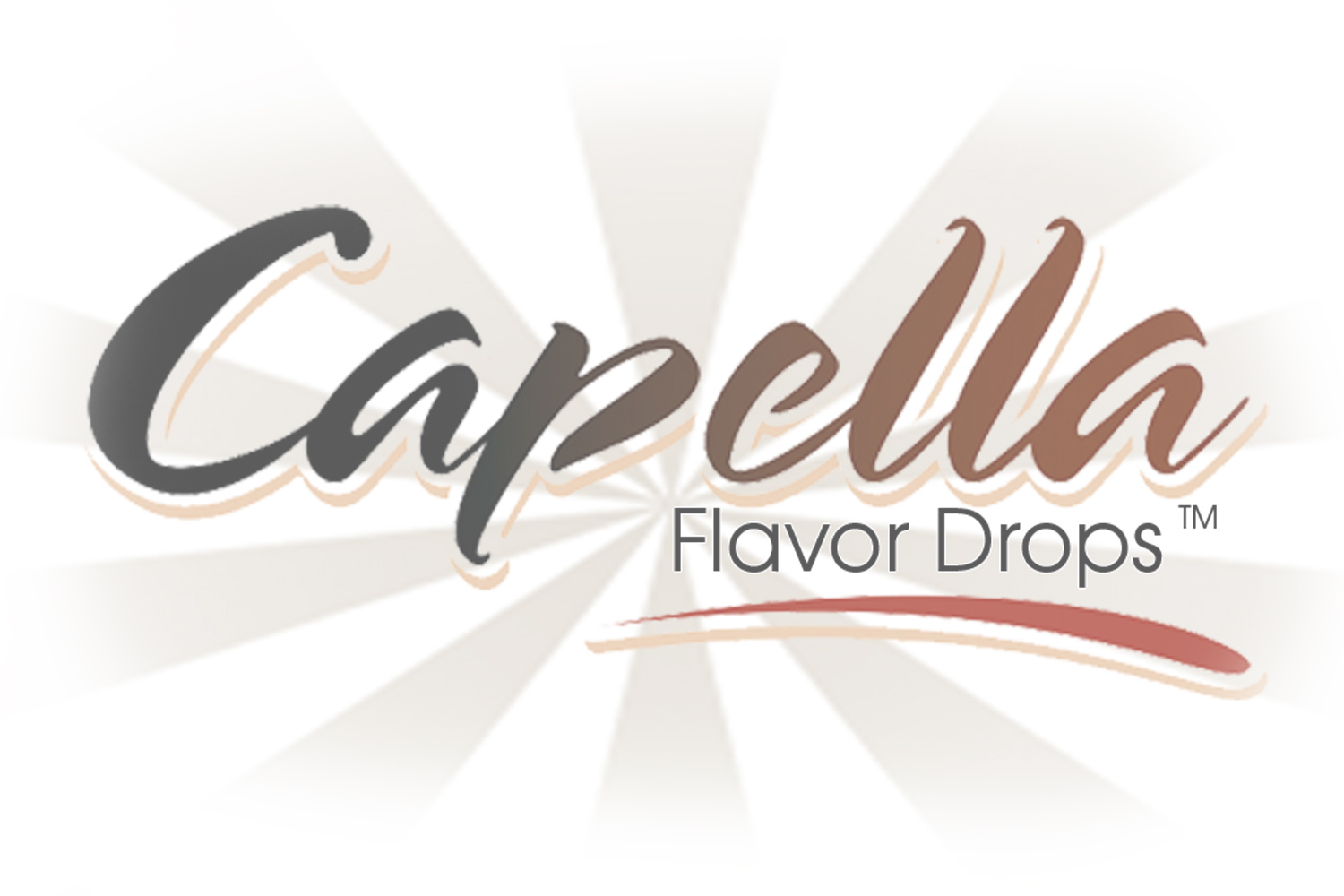 Logo Capelle flavor drop