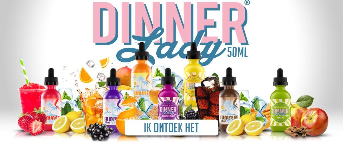 Dinner Lady E-liquids 50ml